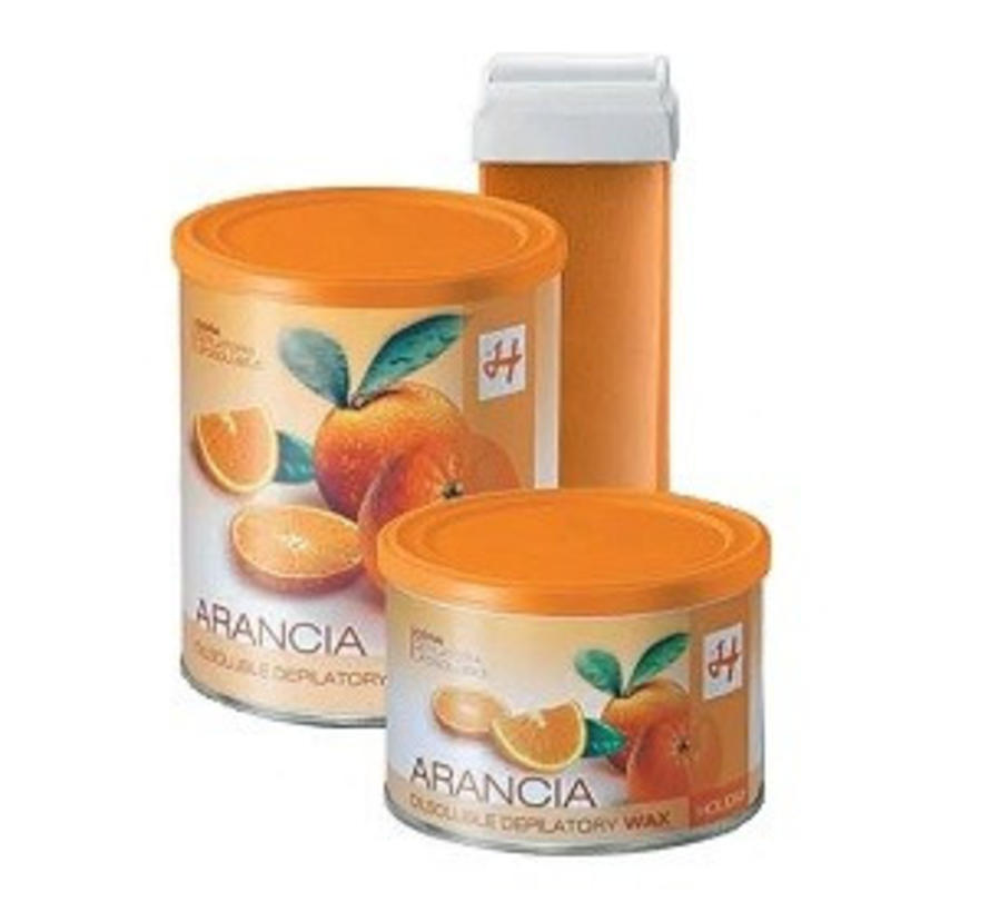 Orange Fruit wax
