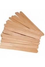 B. B. Cosmetics Harsspatels hout smal