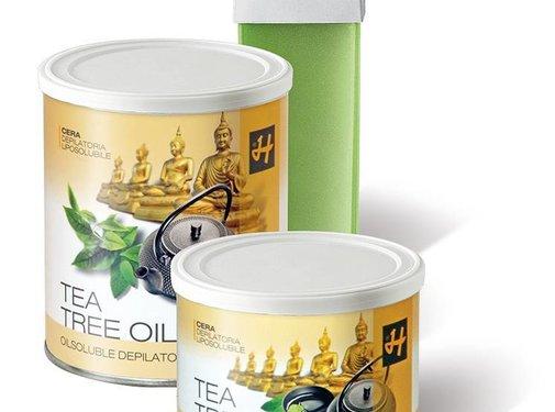 Holiday Stripwax Tea Tree oil