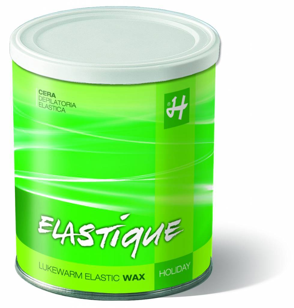 Holiday Elastic Wax set Green 800