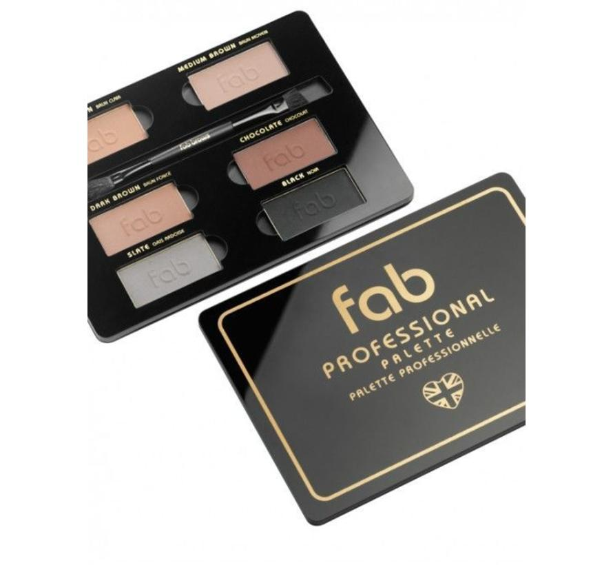 Fab brow Palette