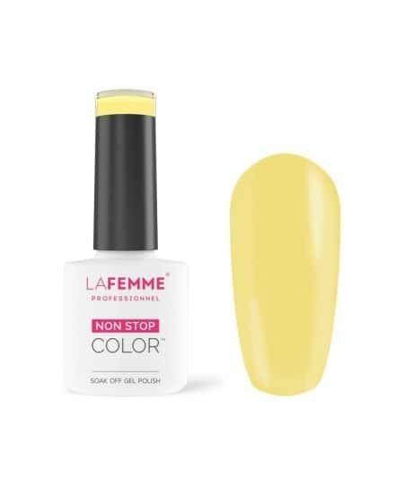 La Femme Gel Polish UV-LED  8 gr. /H013/ Sunflower