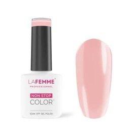 La Femme Gel Polish UV-LED  8 gr. /H084/Silky Pink