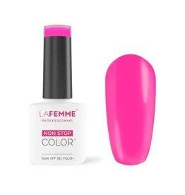 La Femme Gel Polish UV-LED  8 gr. /H114/Neon Pink