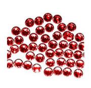 La Femme Swarovski-kristallen: Red, voor nageldecoratie