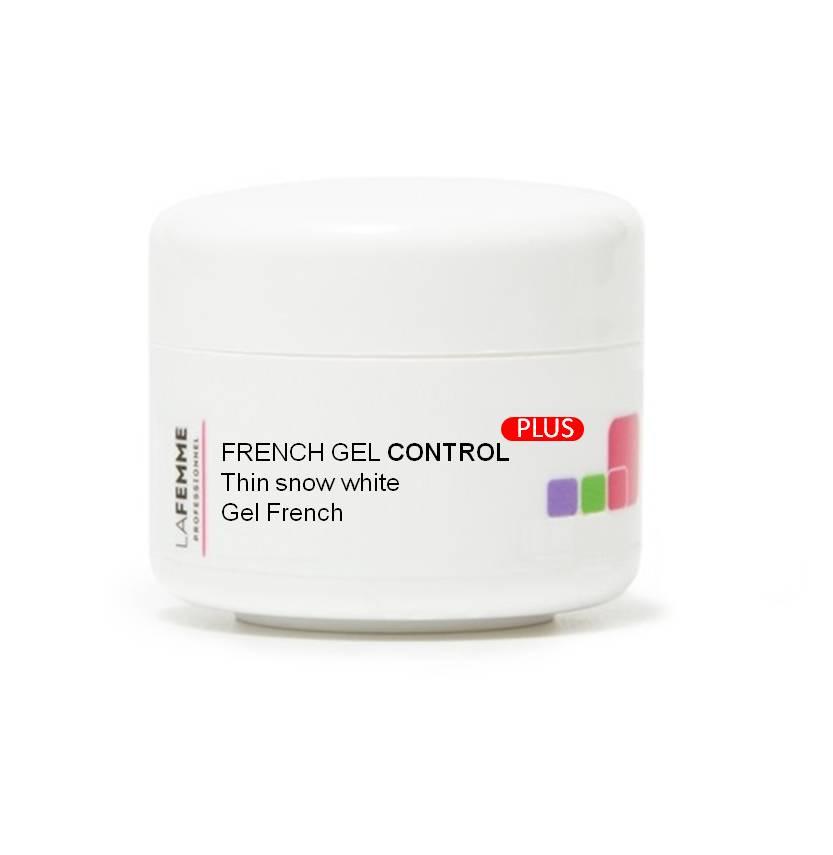 La Femme French Gel White Control Plus