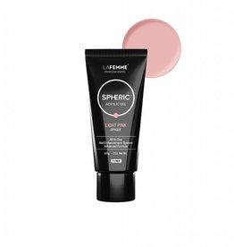 La Femme Spheric AcrylGel Light Pink - 60 gr. -Nieuw