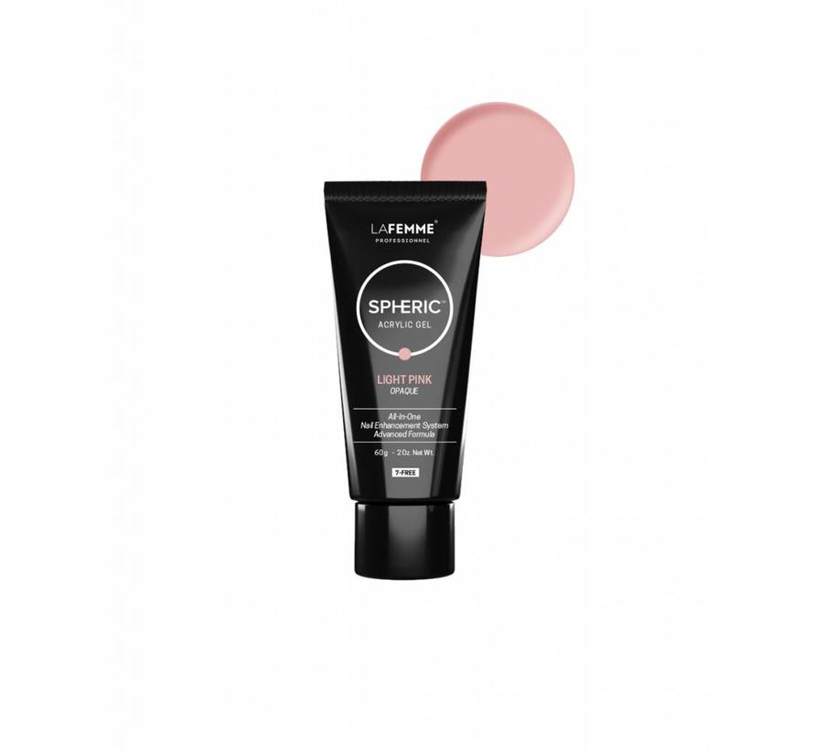 Spheric AcrylGel Light Pink - 60 gr.