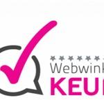 Harswinkel heeft Webwinkelkeurmerk