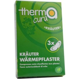 EXCLUSIVE THERMACURA WARMTEPLEISTERS