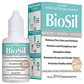 BIO MINERALS BIOSIL PROTECTION DE COLLAGÈNE (30 ML)