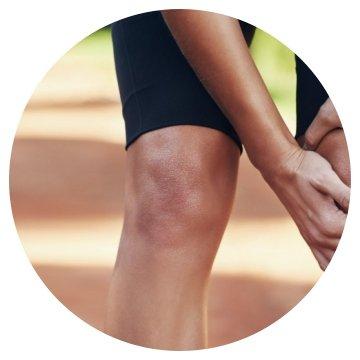 Un complément enzymatique aide à soulager plus rapidement les douleurs musculaires