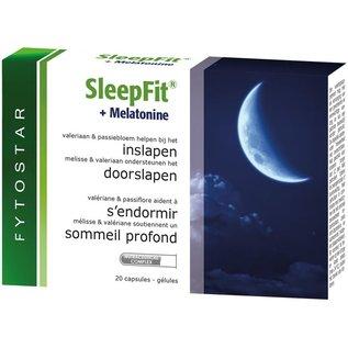 FYTOSTAR SLEEPFIT + MÉLATONINE (20 GÉL)