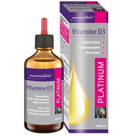 MANNAVITAL VITAMINE D3 DRUPPELS PLATINUM (100 ML)