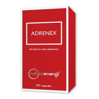 NATURAL ENERGY ADRENEX (60 CAPS)