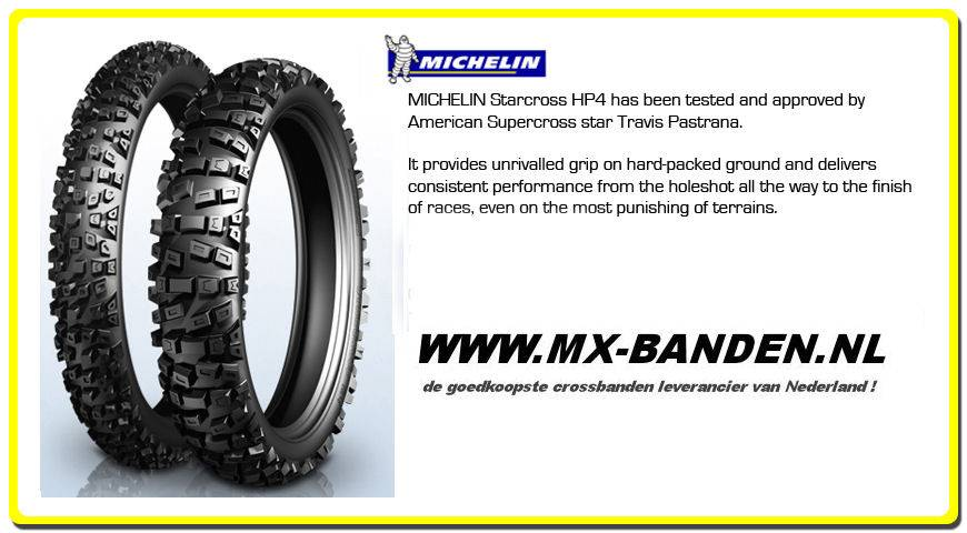 Michelin Michelin Starcross HP4