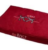 Rogz Rogz Red Heart kussen voor in de hondenmand