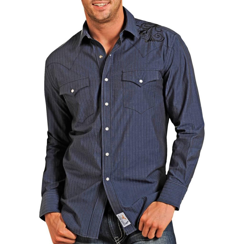 Arvind Men's Shirt