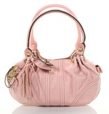Dream Center Women's Leather Bag - Pink