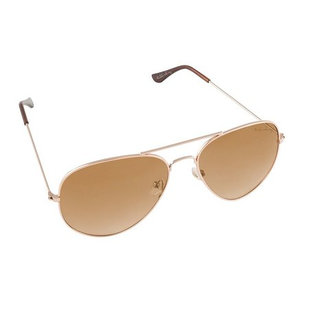 Bilderberg Aviator Coloured Coper Gold