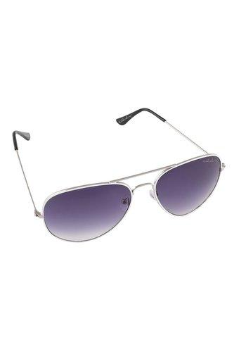 Bilderberg Aviator Coloured Silver Purple
