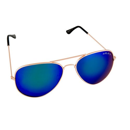 Bilderberg Aviator Bright Coper Blue