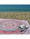 Mandarina Summer Beach Throw