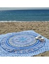 Wanderlusting Summer Beach Throw