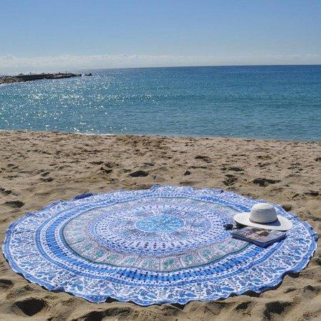 Lola Nomada Oceanica Summer Beach Roundie