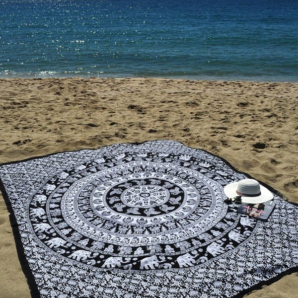 Elephantie Summer Beach Throw