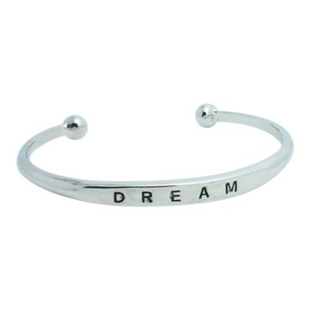 Dream bangle zilver