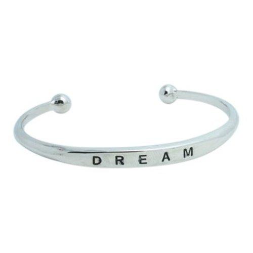 Dream bangle zilver
