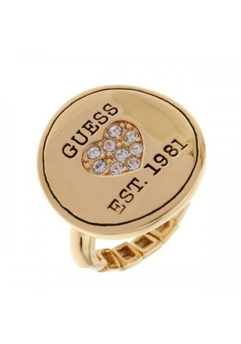 GUESS Gouden ring UBR81117
