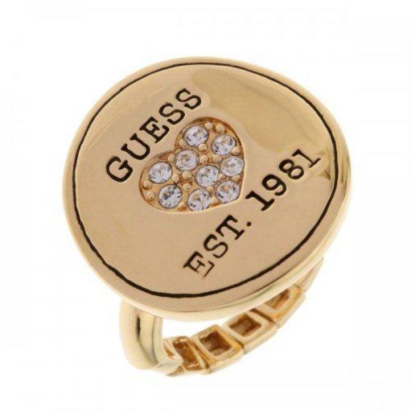 Gouden ring UBR81117