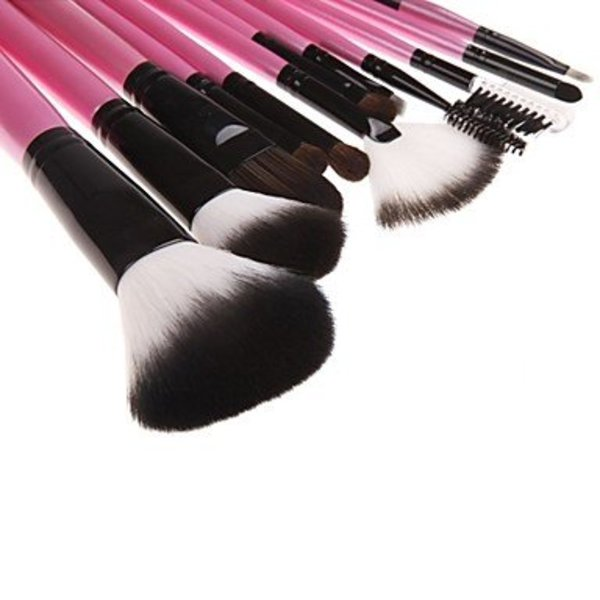 12 pcs brush set flower