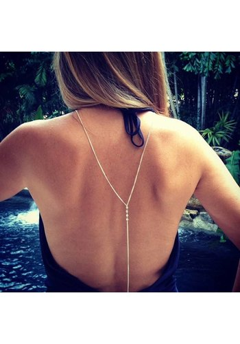 Sexy back ketting