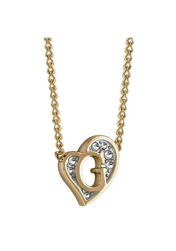 GUESS G heart gouden ketting UBN71537