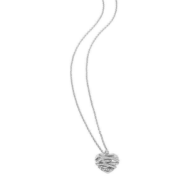 Wrapped with love zilver ketting UBN21618