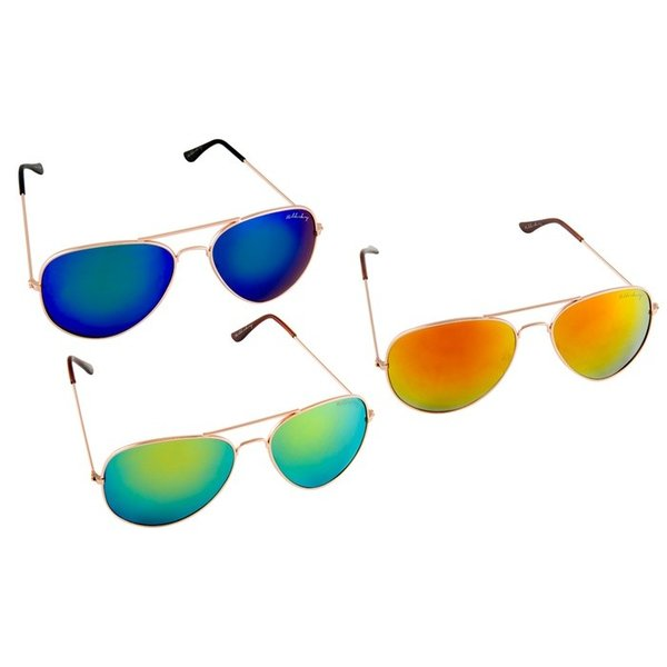 Aviator Zonnebrillen Set Bright