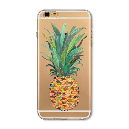 Tropical iPhone hoesje