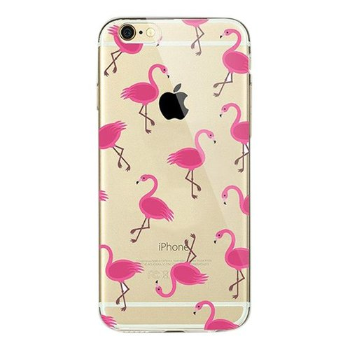 Flamingo's iPhone hoesje