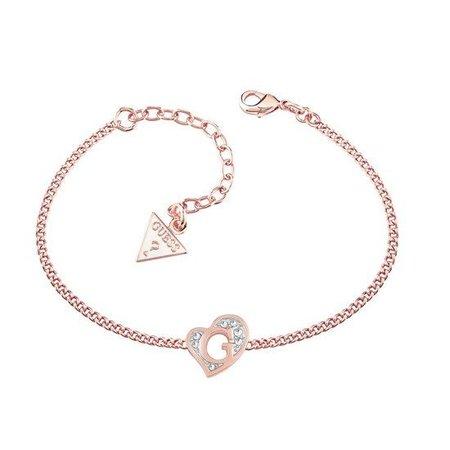 GUESS G Hearts Armband UBB71529