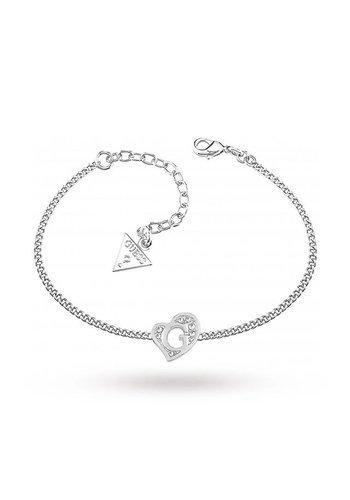 GUESS G Hearts Armband UBB71527