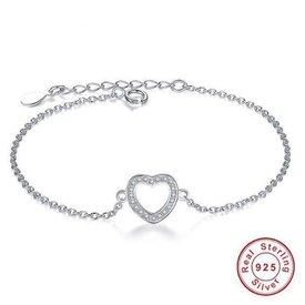 Love armbandje 925 sterling silver