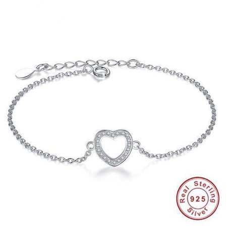Love armbandje 925 sterling silver