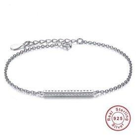 Endless armbandje 925 sterling silver
