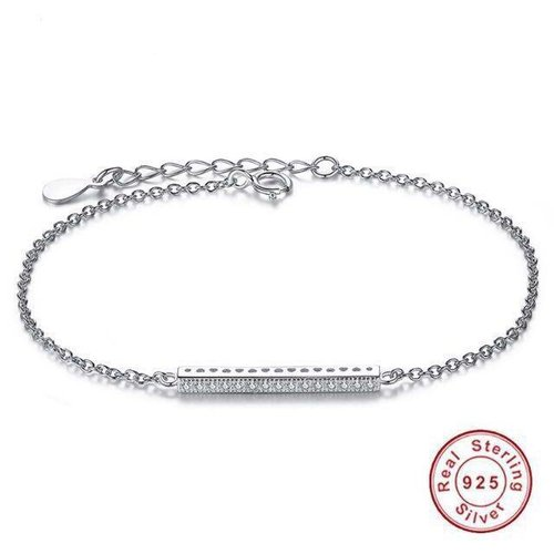 Endless armbandje 925 sterling silver