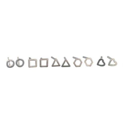 925 sterling silver oorbellen