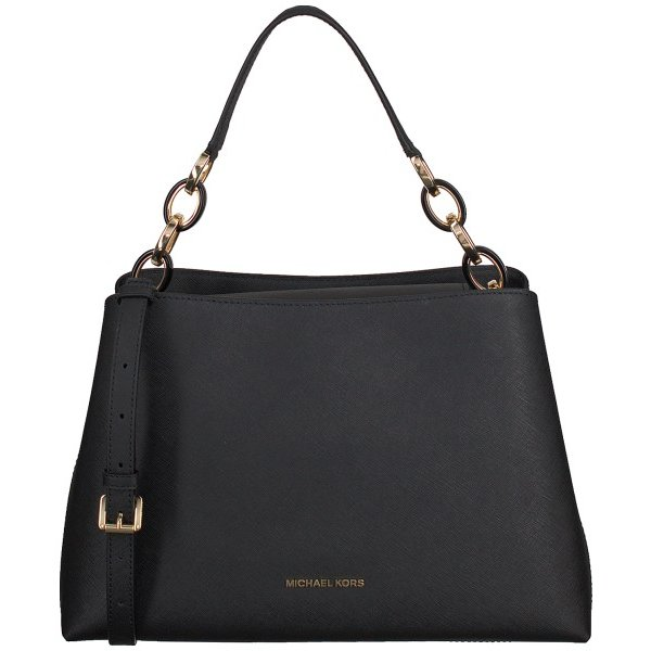 PORTIA LG EW Shoulder 30T6GPAL3L Black