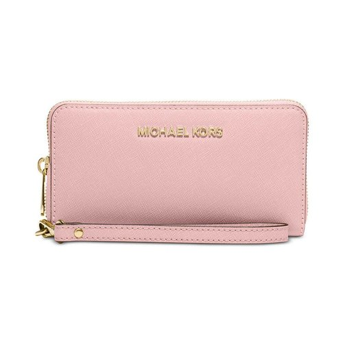 Michael Kors Jet Set Travel Portemonnee Blossom